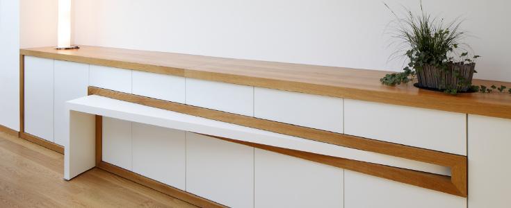 Möbelbau für Heidemann Recycling