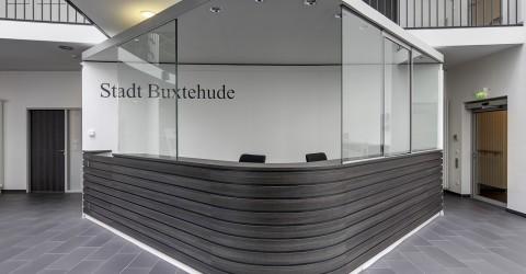 Stadt Buxtehude Empfang